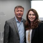 Maurício Filizola E Raquel Barros