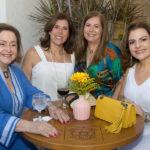 Meiliane Machado, Nara Amaral, Ilse Azevedo E Roberta Ary (1)