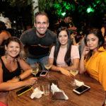 Mikaela Santiago, Evandro Rodrigues, Karol Sales E Brena Vasconcelos