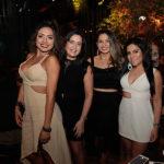 Mila Ferreira, Iana Araújo, Brígida E Mara Araújo