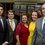 Moises Costa, Luis Lima Verde, Denise Olsen, Valéria Napoleão E Luis Eduardo (1)