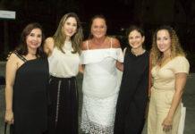 Neila Fontenele, Marília Fiuza, Sônia Hess, Celina Hissa E Sasha De Castro (2)