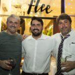 Newton Weyne, Caio Cunha E Flavio Weyne (1)