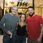 Newton Weyne, Karina Diammantina E Silvio Cesar (2)