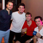 Oswaldo Duarte, Breno Cysne, Daniel Basto E Cliton Holanda (1)