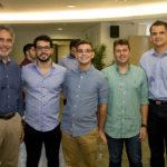 Paulo Angelim, Rafael Fujita, David Sales, Marcelo Peres E Marcelo Fiuza (1)