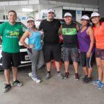 Pedro Equel, Juliana Mendes, Matheus Franco, Lucas Nunes, Fernanda Marques, Ligia Farias
