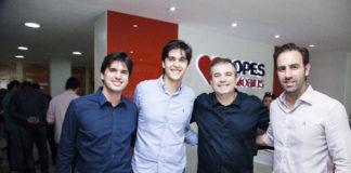 Pedro Fernandes, Ricardo Bezerra,Tiago Fernandes E Victor Frota (2)