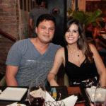 Rômulo Patric E Larissa Cavalcante