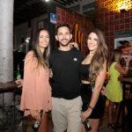 Rana Melo, Filomeno Bastos E Vanessa Campelo