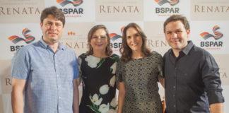 Ricardo Ary, Paula Santiago, Renata Santos E Fabio Albuquerque