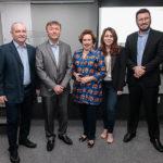 Sávio Carvalho, Maurício Filizola, Leda Maria, Raquel Barros E Rodrigo Leite