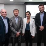Sávio Carvalho, Maurício Filizola, Márcia Travessoni E Rodrigo Leite