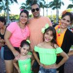 Taina Franco, Michel Freitas, Talita, Carolina E Aparecida Franco (2)