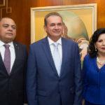 Teodoro Silva, Washington Araújo E Nailde Pinheiro (3)
