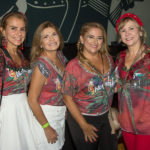 Teresa Porto, Cristiane Lima, Beth Pinto E Daniela Gentil (2)
