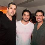 Tiago Leal, Rodrigo Furtado E Renan Barci (1)