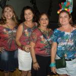 Vânia Torres, Iolene Andrade, Zeneida Fontenele E Celina Studart (2)