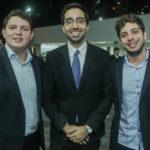 Vitor Cavalcante, Felipe Castro E Pedro Faria (2)