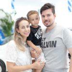Viviane Viana, João Pedro E Felipe Sampaio