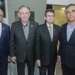 Walter Cavalcante, Ricardo Cavalcante, Augustinho Alcantara E Cid Alves