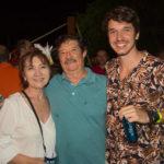 Ângela Gurgel, Luciano Costa Lima E Lucas Gurgel (1)