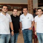 Adriano Miller, Davi E Odmar Feitosa, Felipe Moreira 2
