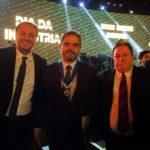 Adriano Nogueira, Edson Queiroz E Aurelio Gonçaves