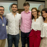 Alberto Pinheiro, Guilherme Albuquerque, Leonardo Barreira, Gisele Studart E Rafaela Castro (2)