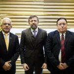 Almir Guilherme, Elcio Batista E Aurelio Gonçalves (1)