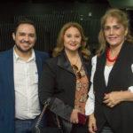 André Luiz, Ana Paula Cruz E Marisa Benevides (2)