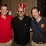 André Turton, Alexandre Oliveira E Gilberto Braga (1)