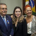 Assis Cavalcante, Agueda Muniz E Fatima Duarte