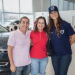 Augusto Martins E Cristiana Soares E Dayse Terra