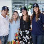 Augusto Sena, Alesandra Barbosa, Marina Vieira E Dayse Terra