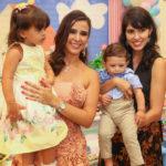 Bianca E Vivian Barbosa, Henrique E Flavia Simoes