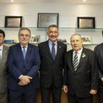 Bosco Macedo, Assis Cavalcante, Artur Bruno, Idalmir Feitosa E Carlos Mesquita (1)