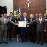Bosco Macedo, Carlos Mesquita, Edna Cavalcante, Assis Cavalcante, Idalmir Feitosa E Doutor Porto (1)
