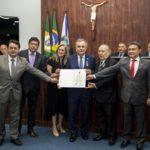 Bosco Macedo, Carlos Mesquita, Edna Cavalcante, Assis Cavalcante, Idalmir Feitosa E Doutor Porto (2)