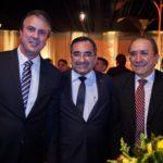 Camilo Santana, Jardson Cruz E Paulo Cruz