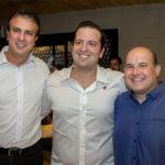 Camilo Santana, Rodrigo Ponte E Roberto Claudio