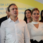 Camilo Santana E Onélia Leite