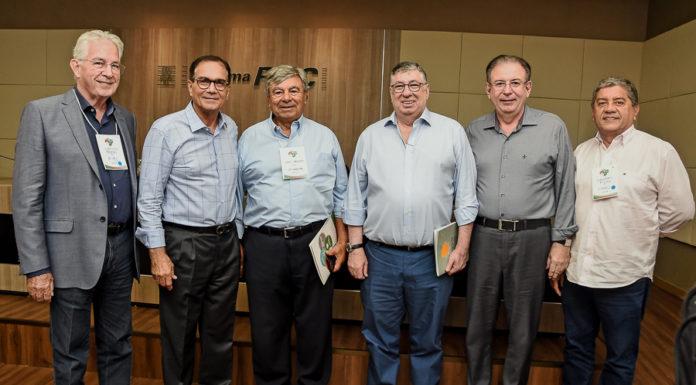 Carlos Prado, Beto Studart, José Liberato, Maia Júnior, Ricardo Cavalcante E Sampaio Filho