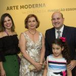 Carol Bezerra, Fátima Veras, Roberta Bezerra E Roberto Claudio (3)