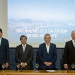 Cid Gomes, Evandro Leitão, José Sarto E Ciro Gomes (1)