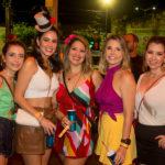 Clara Machado, Kaline Machado, Sabrina Cardoso, Viviane Machado E Carla Gurgel (2)