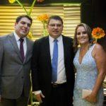 Darlan Moreira, Sergio Lopes E Micheline Lopes