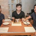 Davi Macanbira, Everardo Silveira E Daniel Cardoso (2)