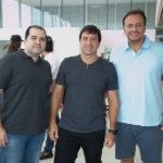 David Feitosa, Igor Ribeiro E Adriano Nogueira