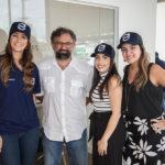 Dayse Terra, Jocelio Leal, Raynara Fernandes E Marina Vieira